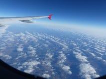 Ansicht vom Flugzeug Lizenzfreie Stockbilder