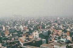 Ansicht vom Flugzeug, Aero Ansicht, Stockfotografie