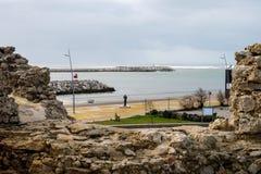 Ansicht vom Fort von Santa Catarina Lizenzfreie Stockbilder