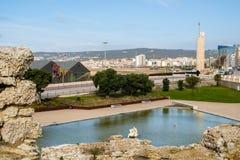 Ansicht vom Fort von Santa Catarina Lizenzfreies Stockfoto