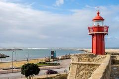 Ansicht vom Fort von Santa Catarina Lizenzfreies Stockbild