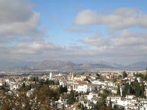 Ansicht vom Glockenturm Stockfotos