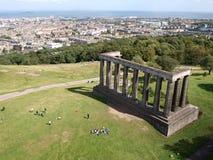 Edinburgh Lizenzfreies Stockbild