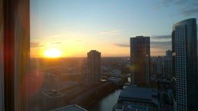 Ansicht vom Nordalleen-Strand Lizenzfreie Stockfotografie