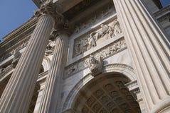 Ansicht von ACRO-della Schritt Lizenzfreies Stockfoto