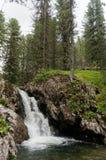 Ansicht von Altai Lizenzfreies Stockfoto