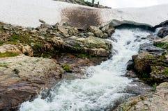 Ansicht von Altai Stockbild