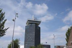 Ansicht von AMSTERDAM-Turm Stockfotos