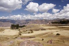 Ansicht von Anden lizenzfreies stockbild
