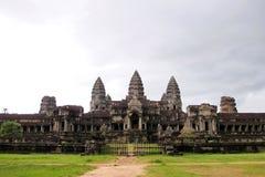 Ansicht von Angkor Stockbild