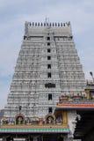 Ansicht von Annamalaiyar-Tempel, Tiruvannamalai, Indien Stockbild