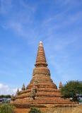 Ansicht von Bagan-Tempeln, Myanmar Lizenzfreie Stockfotografie