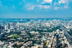 Ansicht von Bangkok Stockbilder