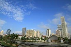 Ansicht von Bangkok, Thailand lizenzfreies stockbild