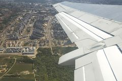 Ansicht von Belgrad lizenzfreies stockbild