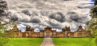 Ansicht von Blenheim-Palast - England Stockfoto