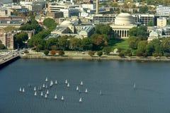 Ansicht von Boston Stockbilder