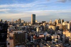Ansicht von Buenos Aires, Argentinien, 18. von Februar von 2017 Lizenzfreie Stockfotografie