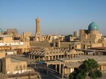 Ansicht von Bukhara Stockfotografie