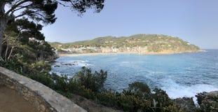Ansicht von camà De Ronda Stockfotografie