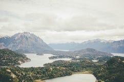 Ansicht von Cerro Campanario Lizenzfreie Stockfotos
