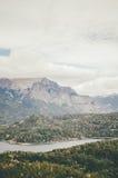 Ansicht von Cerro Campanario Lizenzfreies Stockfoto