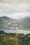 Ansicht von Cerro Campanario Stockfoto