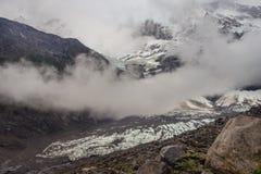 Ansicht von Cerro Paine groß von Valle-del Frances French Valle lizenzfreies stockbild