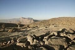 Ansicht von ' der Grand Canyon von Mittlerem Osten ' am Jebel-Täuschungen mou lizenzfreies stockbild