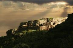 Ansicht von der Inkaspur Lizenzfreies Stockfoto