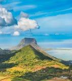 Ansicht von der Veranschaulichung mauritius lizenzfreies stockfoto