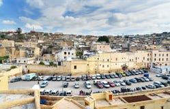 Ansicht von Fes EL Bali Medina Fes marokko stockfoto