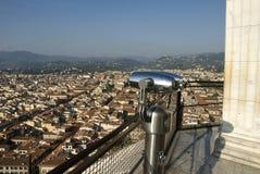Ansicht von Florenz Stockfoto