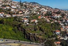 Ansicht von Funchal Lizenzfreie Stockfotos