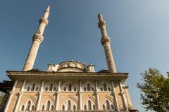 Ansicht von Haydarpasa Cami (Haydarpasha-Moschee stockbild
