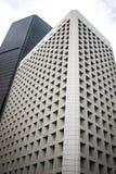 Ansicht von Hong Kong-Gebäude lizenzfreie stockbilder