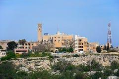 Ansicht von Imtarfa, Malta Stockfotografie
