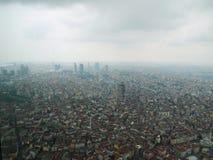 Ansicht von Istanbul Lizenzfreies Stockbild