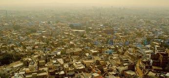 Ansicht von Jodhpur Lizenzfreie Stockbilder
