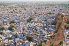 Ansicht von jodpur Stockbild