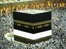 Ansicht von Kaaba Lizenzfreie Stockfotos