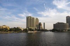 Ansicht von Kairo Lizenzfreie Stockfotografie