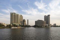 Ansicht von Kairo Stockbilder