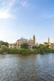 Ansicht von Kairo Lizenzfreies Stockbild