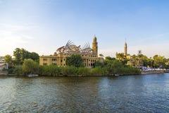 Ansicht von Kairo Stockfotografie