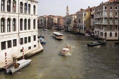 Ansicht von Kanal-großem großartigem Stockfotos