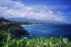 Ansicht von Kilauea Stockfotografie