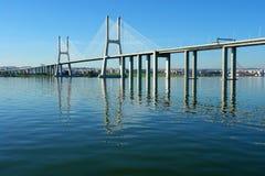 Ansicht von Lissabon   Lizenzfreies Stockfoto