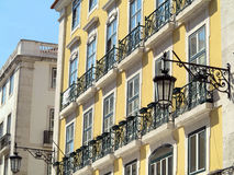Ansicht von Lissabon Stockfotografie