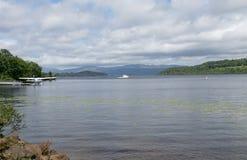 Ansicht von Loch Lomond Lizenzfreies Stockbild